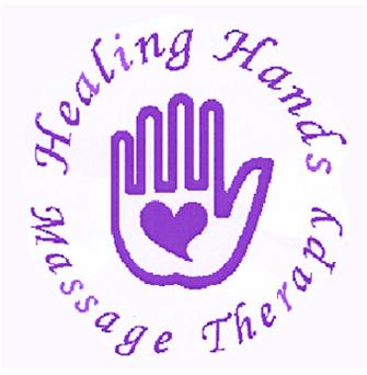 Healing Hands Inc Logo